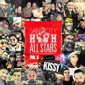 San City High ALL STARS, Vol. 2 (Mixed by Kissy) von Various Artists