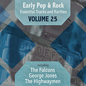 Early Pop & Rock Hits, Essential Tracks and Rarities, Vol. 25 von Various Artists