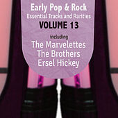 Early Pop & Rock Hits, Essential Tracks and Rarities, Vol. 13 de Various Artists