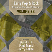 Early Pop & Rock Hits, Essential Tracks and Rarities, Vol. 28 de Various Artists