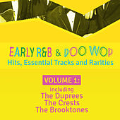 Early R 'N' B & Doo Wop Hits, Essential Tracks and Rarities, Vol. 1 de Various Artists