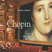 Chopin - Estudios y Baladas by Freddy Kempf