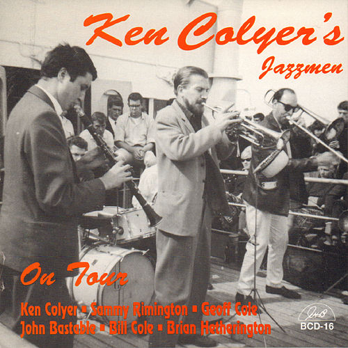 Ken Colyer's Jazzmen on Tour by Ken Colyer