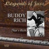 Legends Of Jazz: Buddy Rich - That's Rich de Buddy Rich