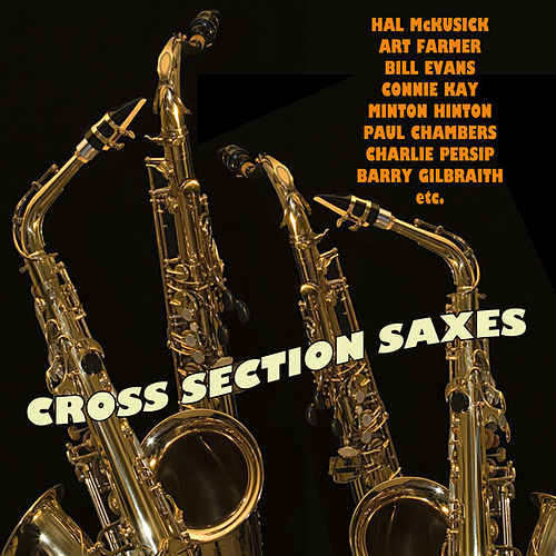Cross Section Saxes by Hal McKusick