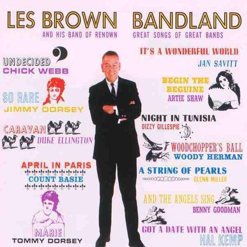 Bandland by Les Brown