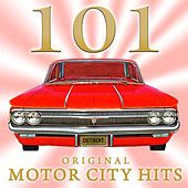 101 Original Motor City Hits von Various Artists