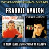 The Young Frankie Avalon / Swingin' On A Rainbow by Frankie Avalon