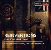 Ekanayaka: Reinventions – Rhapsodies for Piano by Tanya Ekanayaka