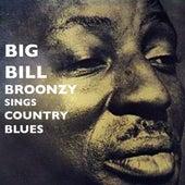 Big Bill Broonzy Sings Country Blues by Big Bill Broonzy