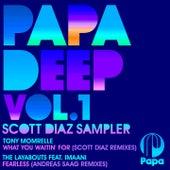 PAPA DEEP, Vol. 1 Sampler (Scott Diaz Sampler) by Various Artists