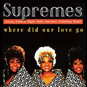 Where Did Our Love Go de The Supremes