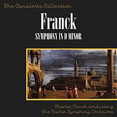 César Franck: Symphony In D Minor von Boston Symphony Orchestra