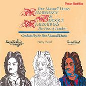 Renaissance and Baroque Realisations by Peter Maxwell Davies