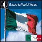 Electronic World Series 11 (Italy Vol. 3) de Various Artists