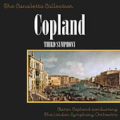 Copland: Symphony No 3 by The London Symphony Orchestra Conducted Aaron Copland