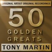 50 Golden Greats by Tony Martin