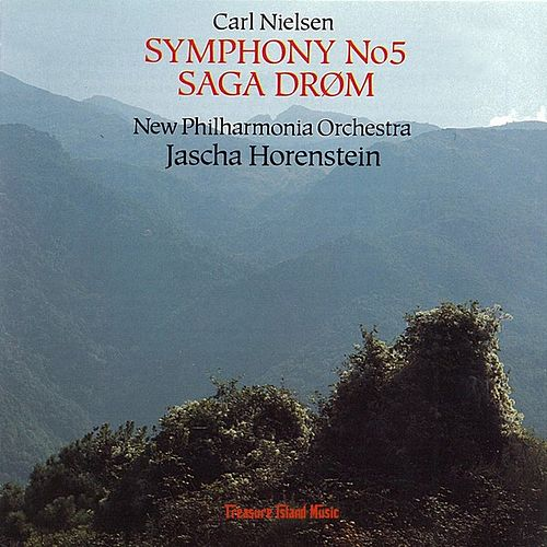 Neilsen: Symphony No. 5 , Saga Drøm by New Philharmonia Orchestra