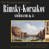 Rimsky-Korsakov: Scheherezade, Op. 35 de Mario Rossi Conducting The Orchestra Of The Vienna State Opera