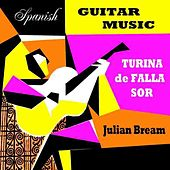 Spanish Guitar Pieces by Julian Bream