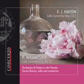 Haydn & Wranitzky: Cello Concertos by Enrico Bronzi
