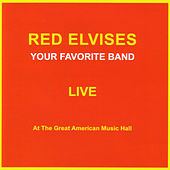 Your Favorite Band Live de Red Elvises