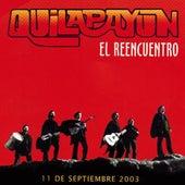 El Reencuentro: Cantata Santa Maria, Vol. 1 de Quilapayun