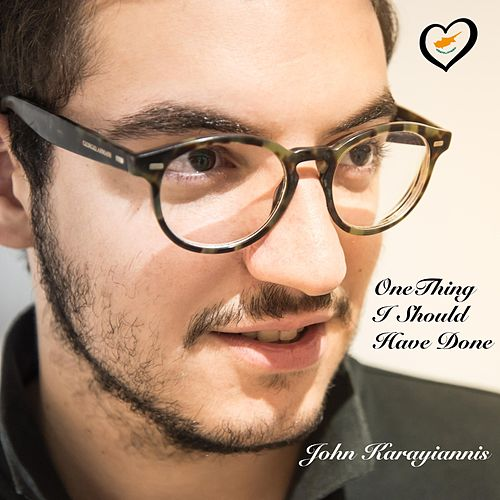 One Thing I Should Have Done von John Karayiannis