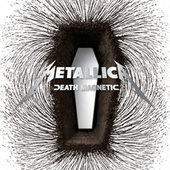 Death Magnetic de Metallica