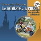 Vamos a la Feria con Los Romeros de la Puebla de Los Romeros de la Puebla