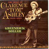 Greenback Dollar: 1929-1933 by Clarence
