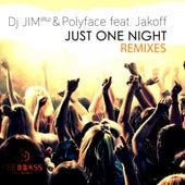 Just One Night (Remixes) (feat. Jakoff) by Dj Jim