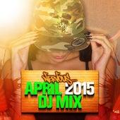 Nervous April 2015 - DJ Mix von Various Artists