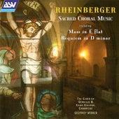 Rheinberger: Sacred choral music von The Choir of Gonville & Caius College Cambridge