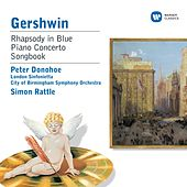 Gershwin: Rhapsody in Blue & Piano Works by Peter Donohoe