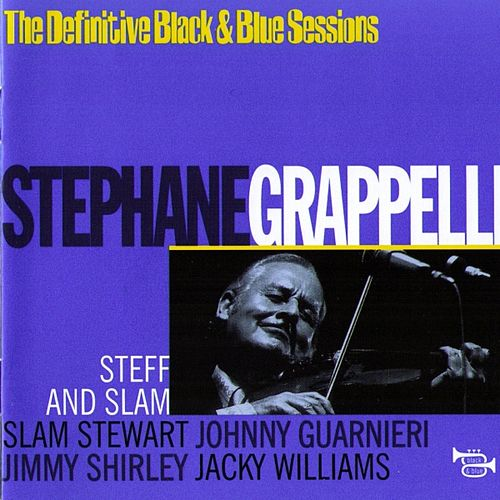 Steff And Slam by Stephane Grappelli