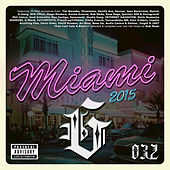 Miami G, 2015 (Mixed & Compiled by Rob Made) by Various Artists