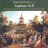Symphonies 8 & 10 by Hillary Davis