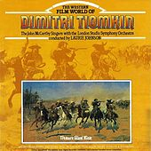 The Western Film World Of Dimitri Tiomkin de John McCarthy Singers