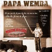 Maître d'école by Papa Wemba