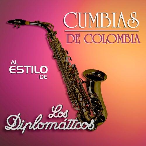 Cumbias de Colombia al Estilo de Los Diplomáticos de Diplomáticos