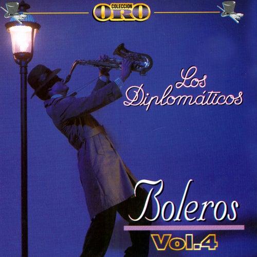 Colección Oro los Diplomáticos, Vol. 4 de Diplomáticos