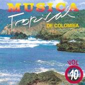 Música Tropical de Colombia, Vol. 10 de Various Artists