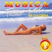 Música Tropical de Colombia, Vol. 8 de Various Artists