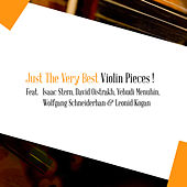 Just the Very Best Violin Pieces ! von Various Artists