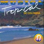 Música Tropical de Colombia, Vol. 17 de Various Artists