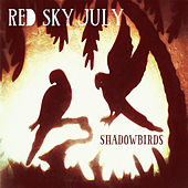Shadowbirds by Red Sky July