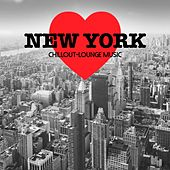 New York Chillout Lounge Music - 200 Songs by Various Artists