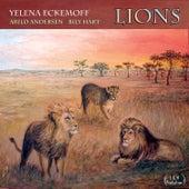 Lions by Yelena Eckemoff