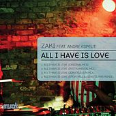 All I Have Is Love de Zaki